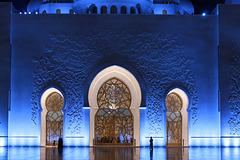 ABU DHABI - Mosquée Sheikh ZAYED