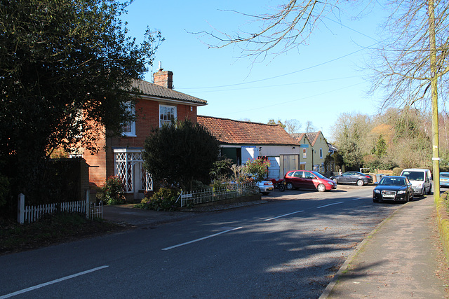 Old High Road, Yoxford, Suffolk