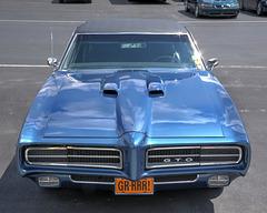Dean's 1969 GTO