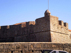 Fortress of Saint John the Baptist (16th century).