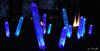 Blaue Säulen...  Blue pillars...