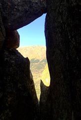 Rock window. H. A. N. W. E. everyone!