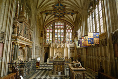 England - Warwick, Beauchamp Chantry.