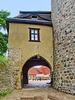 Rabenstein (Fläming), Burg Torhaus außen