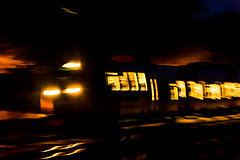 Night train into the weekend - H.A.N.W.E.