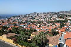 Funchal - Mit der Seilbahn von Funchal nach Monte (07)