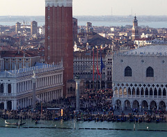 St Mark's Square and Campanile