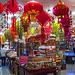 Shop full of paper lanterns
