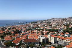 Funchal - Mit der Seilbahn von Funchal nach Monte (09)