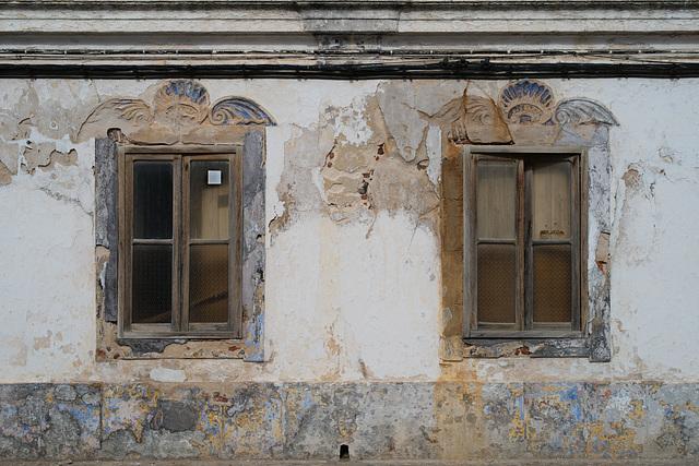 Castro Marim, Decay