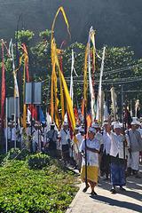 Procession in Pandai Pandawa
