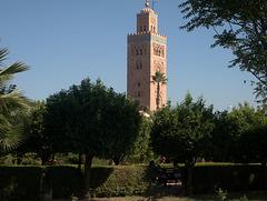 Marrakesch Koutoubia