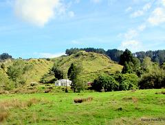 House Below Hill