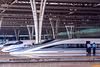 Fu Xing train Shanghai to Beijing