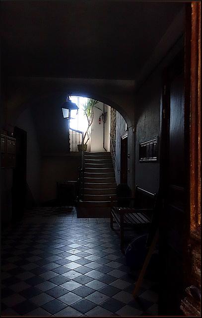 Corse-2018 : Corte [Corti] - Hôtel Duc de Padoue