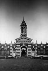 Wimpole Hall coach house