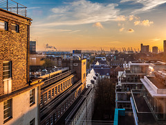 Golden Hour City Scape - HFF (210°)