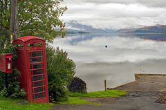 The Peace of Loch Carron