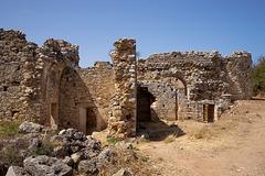 Ruins of ancient Aptera