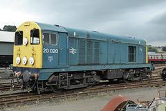 Bo'ness & Kinneil Railway (11) - 4 August 2019