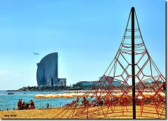 Platja de la Barceloneta - Barcelona