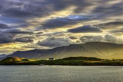 Videy Island Sunrise