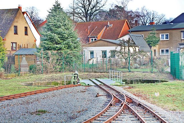 Klütz, Segment-Drehscheibe