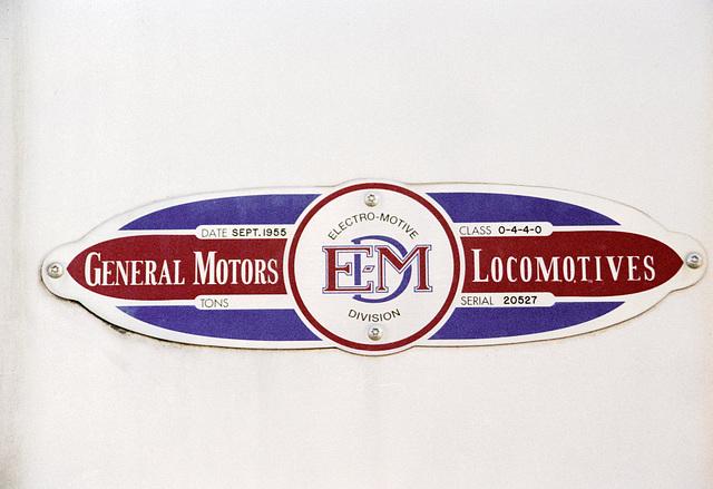 General Motors Electo Motive Division