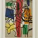"""""""La danseuse au cheval"""" (Fernand Léger - 1953)"""