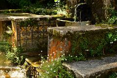 Sintra, Convento dos Capuchos, Nascente