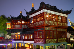 Huxinting Tea House in Shanghai