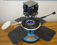 Lunar Orbiter Spacecraft Model — 1/8 Scale