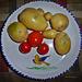 Tomaten und Kartoffel