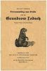 Groundhog Lodge No. 9 Fersommling, Program Booklet Cover, 1965