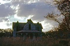 Creepy Old Farmhouse