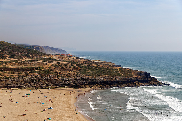 Foz do Lizandro, Portugal