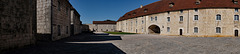 BESANCON: La Citadelle: La cour des Cadets.01