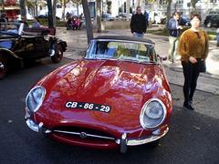 Jaguar E (1965).