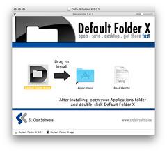 Default Folder X v5 – 2016-01-17