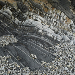 Cornwall - beach geology