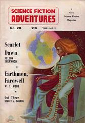Science Fiction Adventures # 28