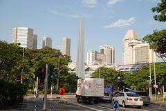 Civilian War Memorial, Singapore