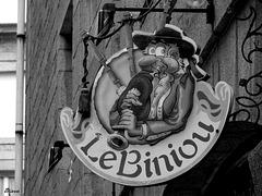 Enseigne bretonne