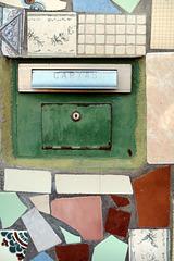 Castro Marim, Mailbox