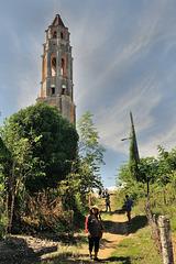 Manaca-Iznaga Tower nearby Trinidad