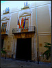 Valencia: edificio en plaza de Nules