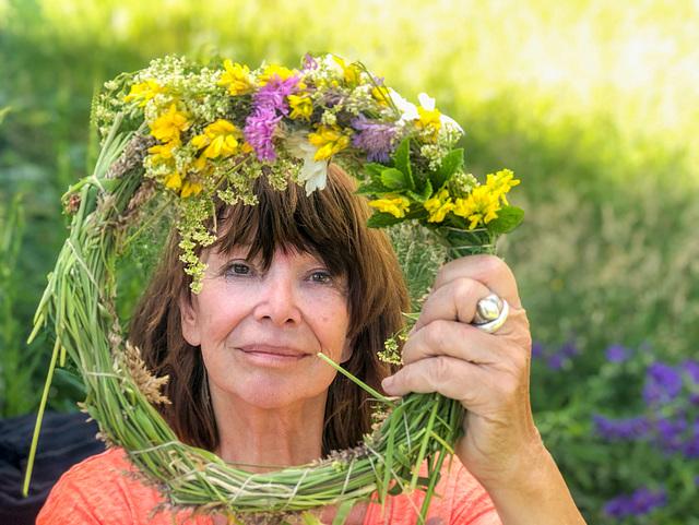 interlude fleuri ce weekend