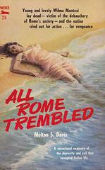 Melton S. Davis - All Rome Trembled