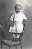 My Dad ~ on his 2nd birthday 14th December 1923
