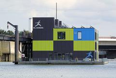 Hafenrundfahrt (7): Ponton der IBA*